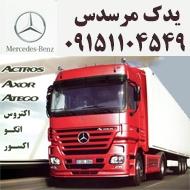 لوازم یدکی کامیون در مشهد