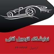 نمایشگاه اتومبیل آقایی در اردبیل