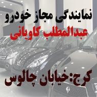 نمایندگی مجاز اتومبیل اصغری در کرج