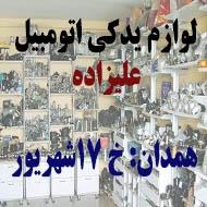 لوازم یدکی اتومبیل مقیمی در همدان