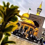 دیجیتال عکس نظام الملک در محدوده حرم امام رضا مشهد