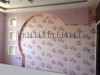 فروش و اجرای کاغذ دیواری بصورت کلی و جزئی در مشهد