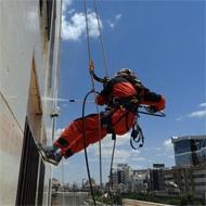 کار در ارتفاع با طناب در مشهد