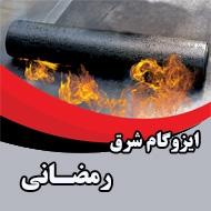 نمایندگی رسمی ایزوگام شرق امینی کد 6736 در مشهد