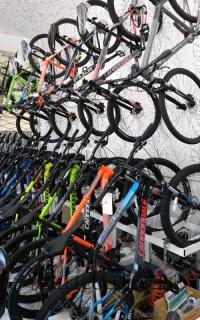 دوچرخه فروشی چرخ سبز در مشهد